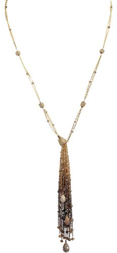 Tassel pendant by Mariani (About J)