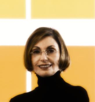 Leatrice Eiseman, Executive Director of the Pantone Color Institute.