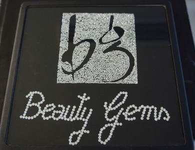 Beauty Gems showcased their company l