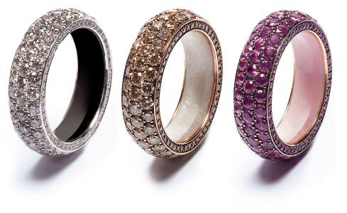 Rings by Marco Valente (About J)